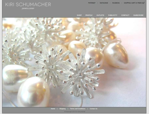 Kiri Schumacher Website