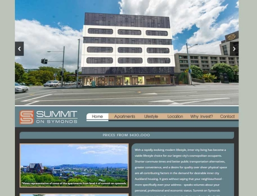 Summit On Symonds Website