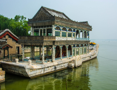 Summer Palace Barge