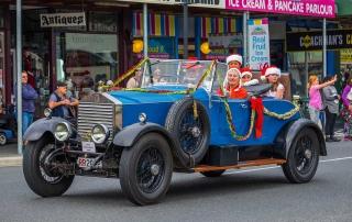 Paeroa Santa Parade 2015