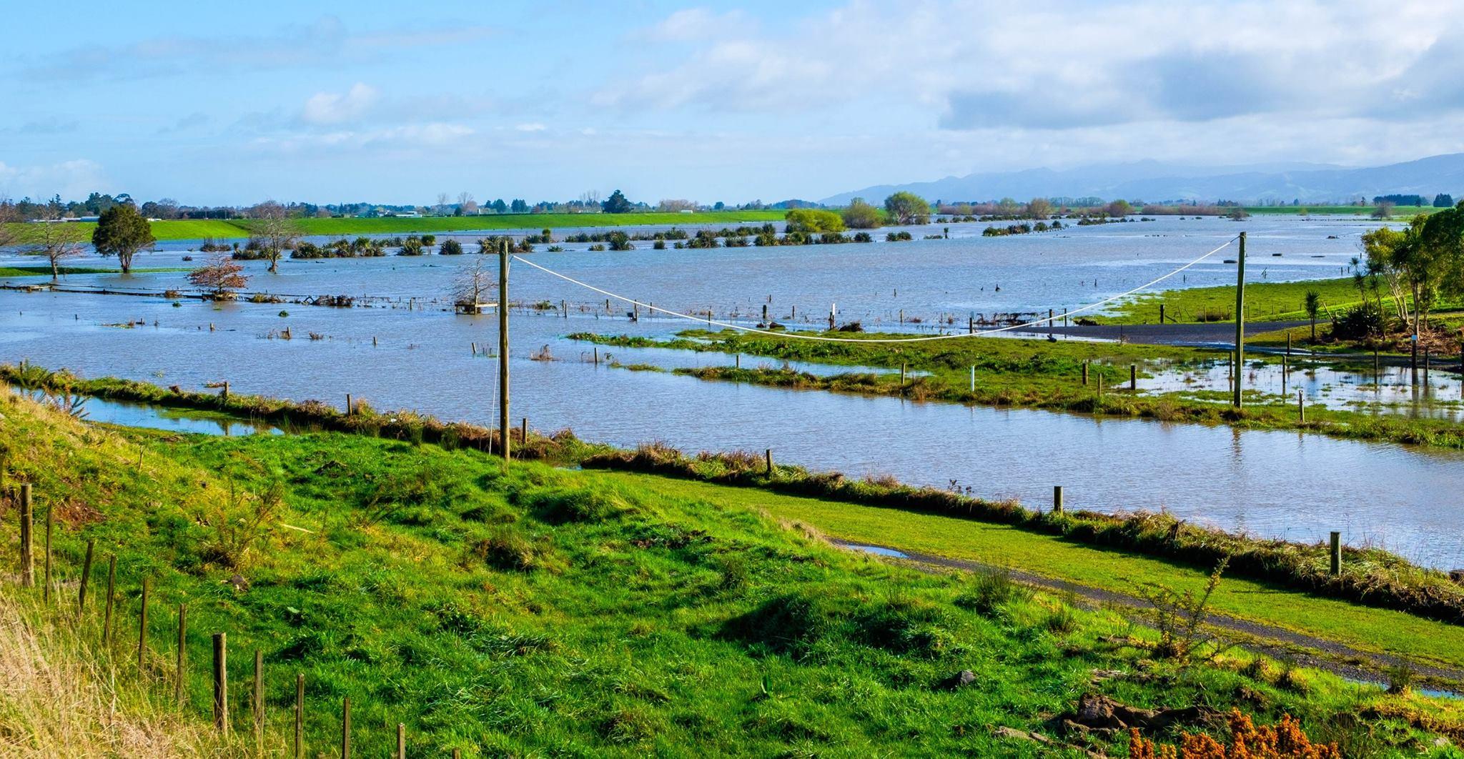 Paeroa Flooding