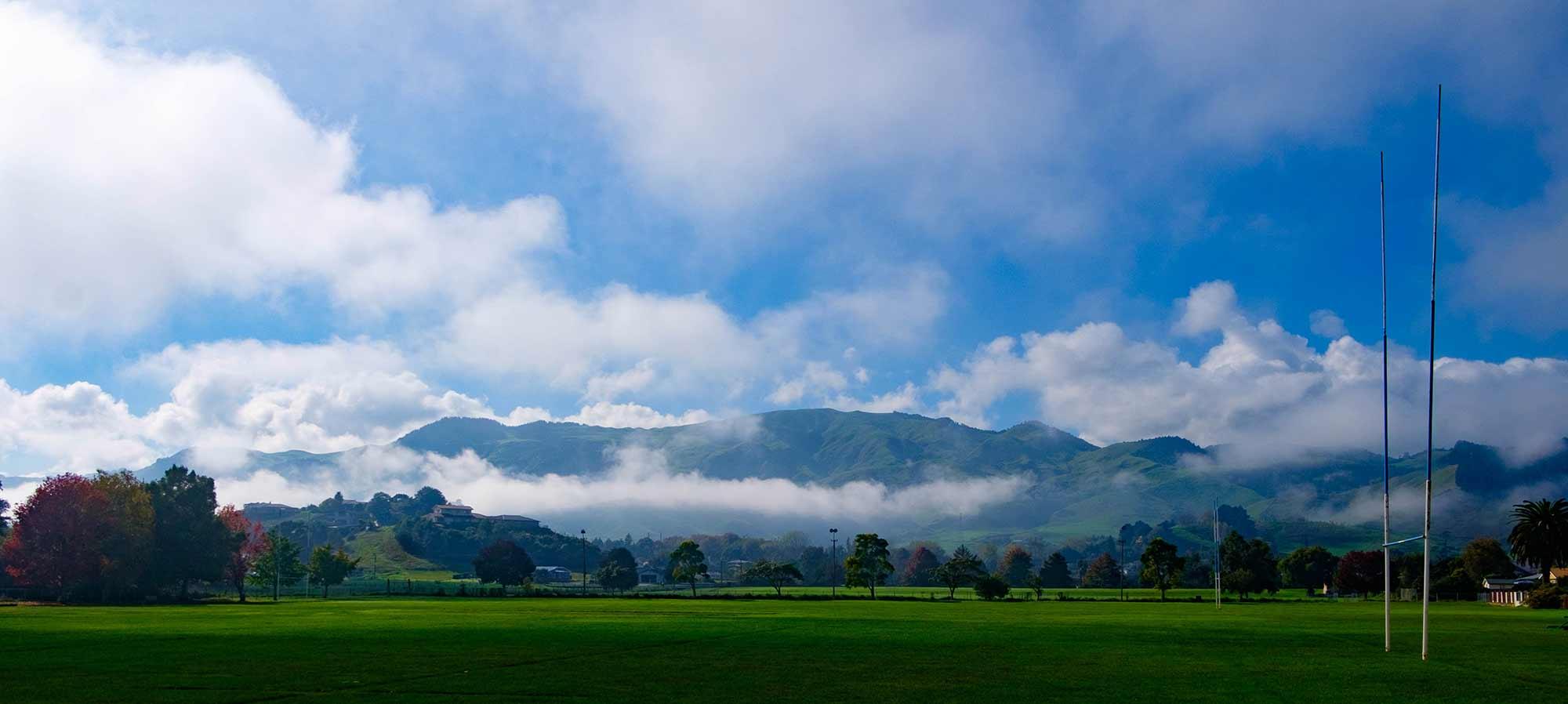 Paeroa Clouds